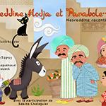 La Souris qui raconte - Nasreddine Hodja et parabole le chat 2 | PlanetNemo.fr <br>Auteur: Majorie Vial Topsy <br>Illustrateur: Majorie Vial Topsy <br>Thème: Sagesse