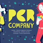 La Souris qui raconte - PCR Compagny | PlanetNemo.fr <br>Auteur: Céline Lavignette <br>Illustrateur: Juliette Lancien