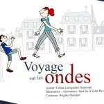 La Souris qui raconte - Voyage sur les ondes | PlanetNemo.fr <br>Auteur: Céline Lavignette <br>Illustrateur: Cécile Reverdy <br>Thème: Voyage